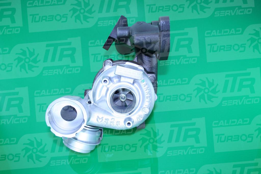 Turbo GARRETT 724930- (imagen 3)