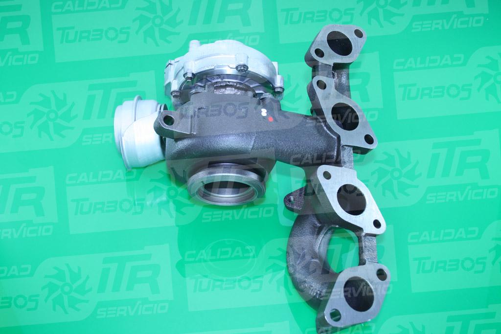 Turbo GARRETT 724930- (imagen 4)