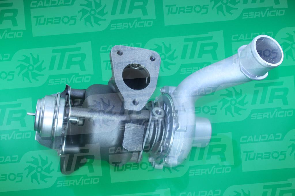 Turbo GARRETT 725071- (imagen 2)