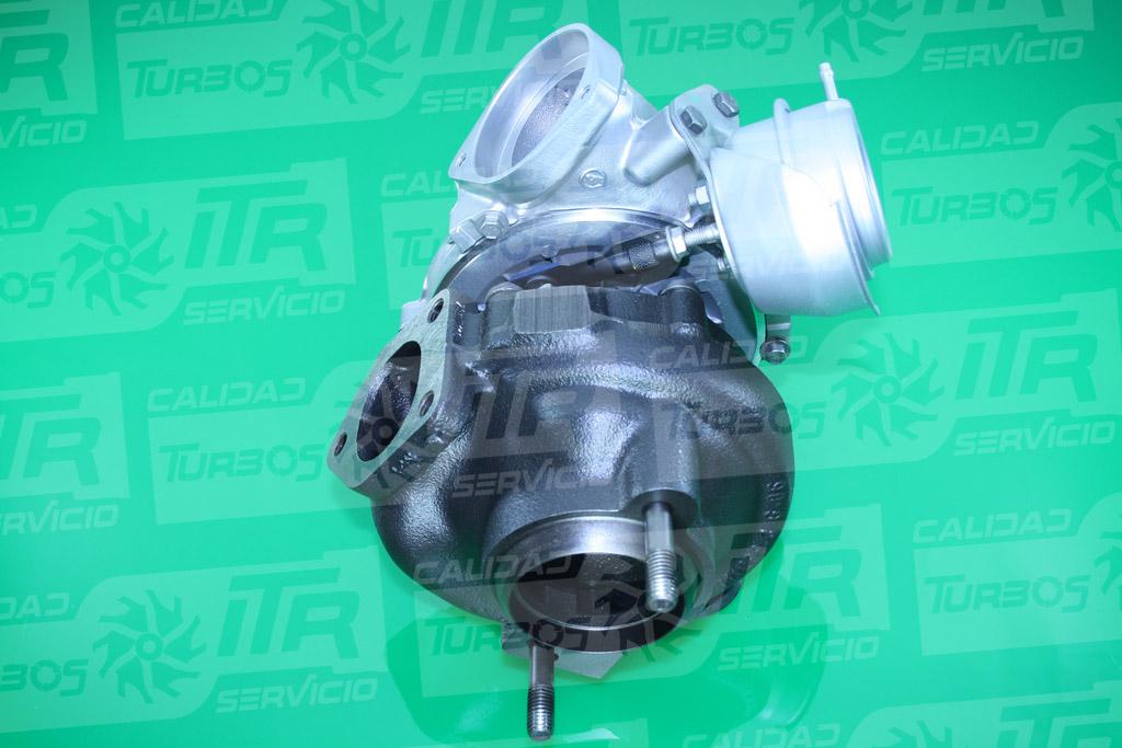 Turbo GARRETT 725364- (imagen 3)