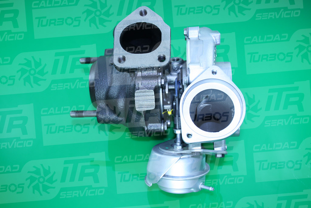 Turbo GARRETT 725364- (imagen 4)