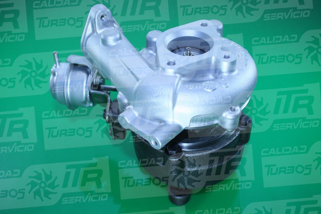 Turbo GARRETT 725864- (imagen 2)