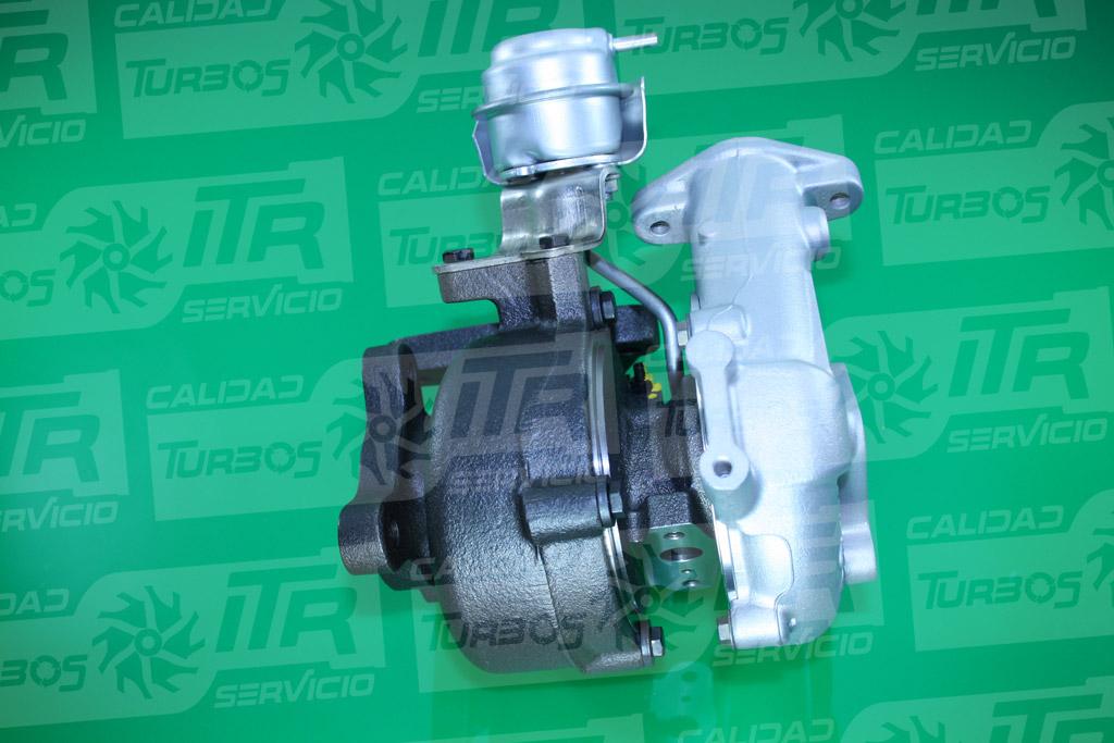 Turbo GARRETT 725864- (imagen 3)