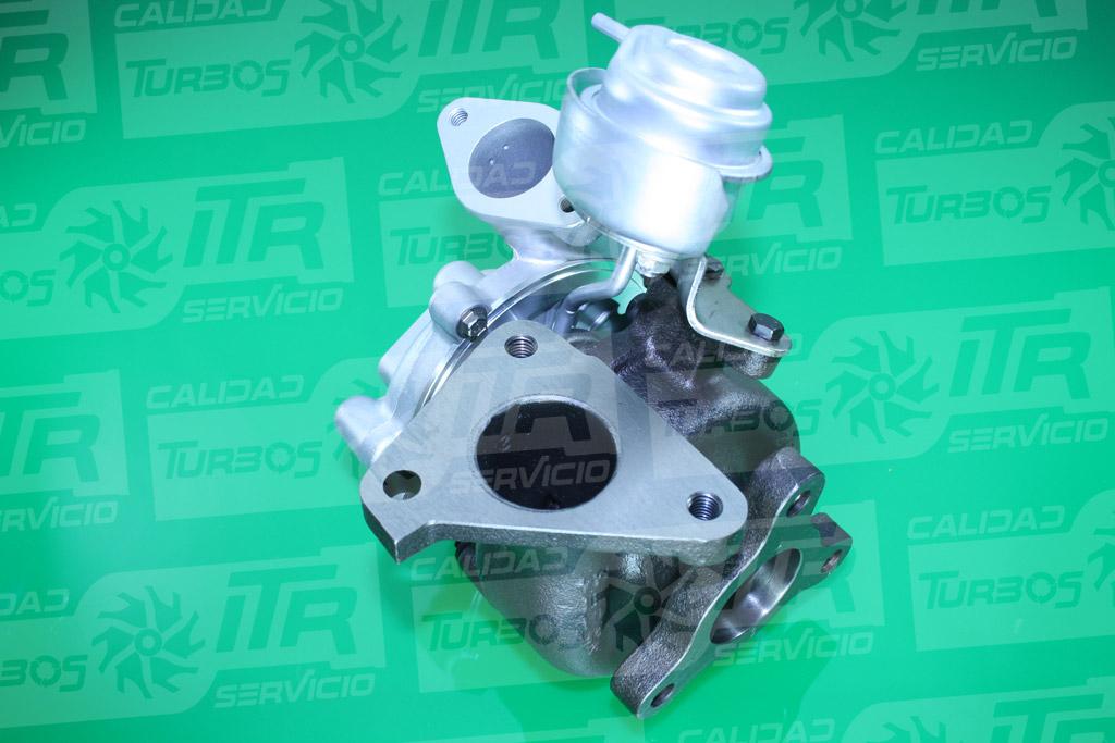 Turbo GARRETT 725864- (imagen 4)
