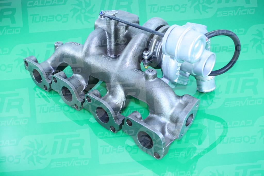 Turbo GARRETT 726194- (imagen 3)