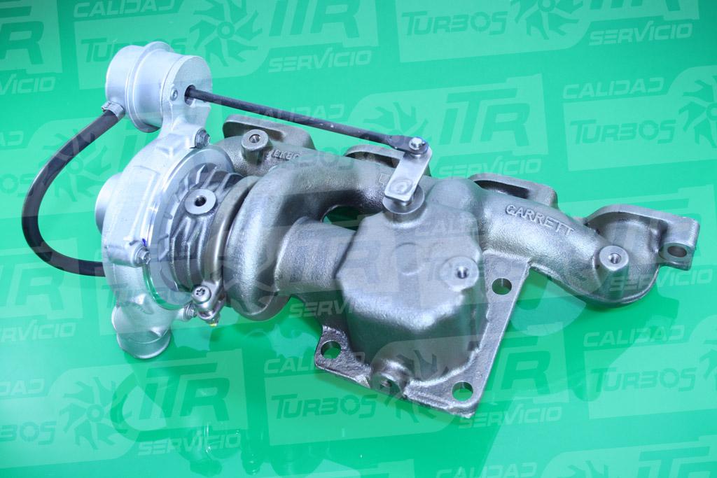 Turbo GARRETT 726194- (imagen 2)