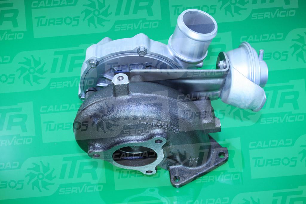 Turbo GARRETT 726372- (imagen 2)