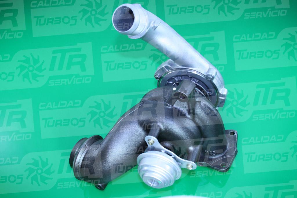 Turbo GARRETT 726683- (imagen 2)