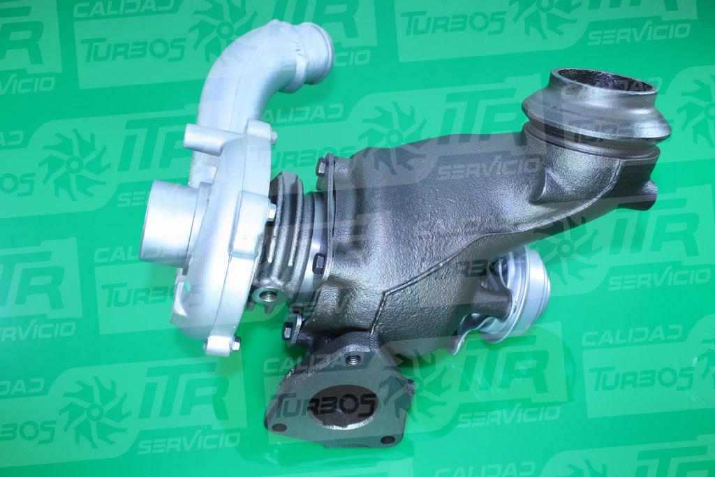 Turbo GARRETT 726683- (imagen 3)