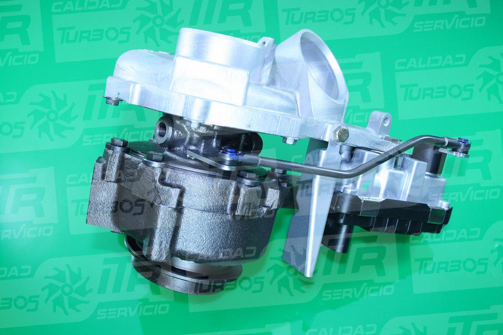 Turbo GARRETT 727461- (imagen 2)