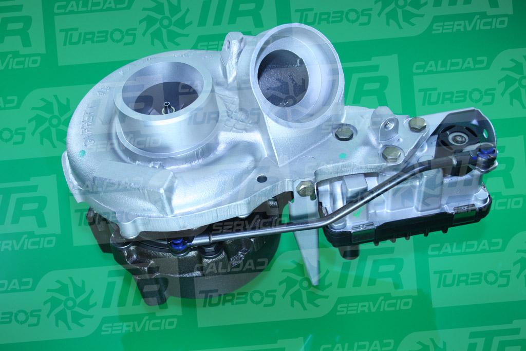 Turbo GARRETT 727461- (imagen 3)