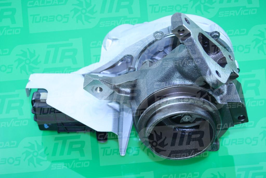 Turbo GARRETT 727461- (imagen 4)