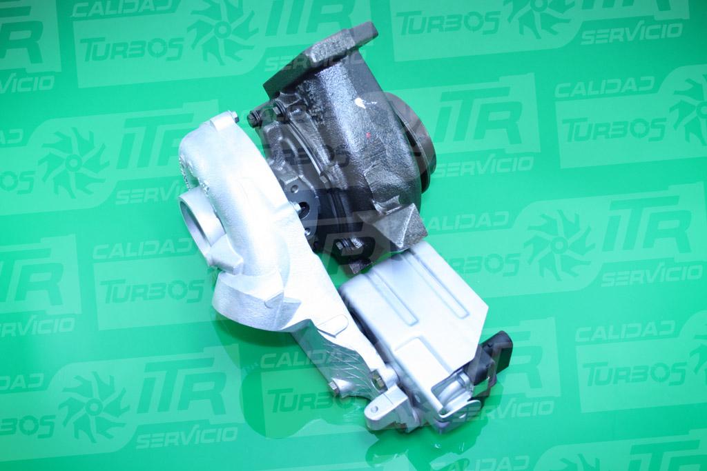 Turbo GARRETT 727463- (imagen 2)