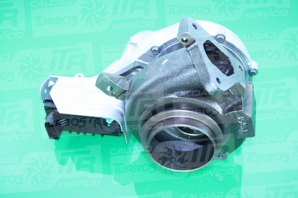 Turbo GARRETT 727463- (imagen 3)