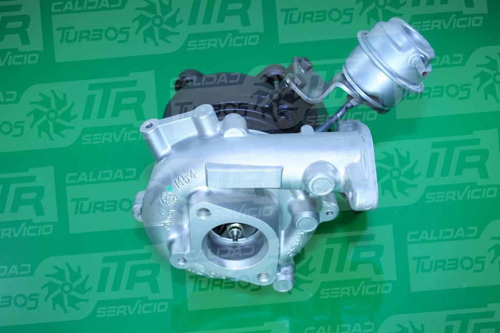 Turbo GARRETT 727477- (imagen 3)