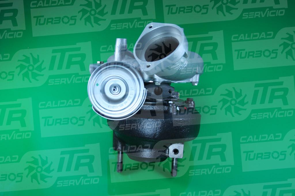 Turbo GARRETT 728989- (imagen 2)