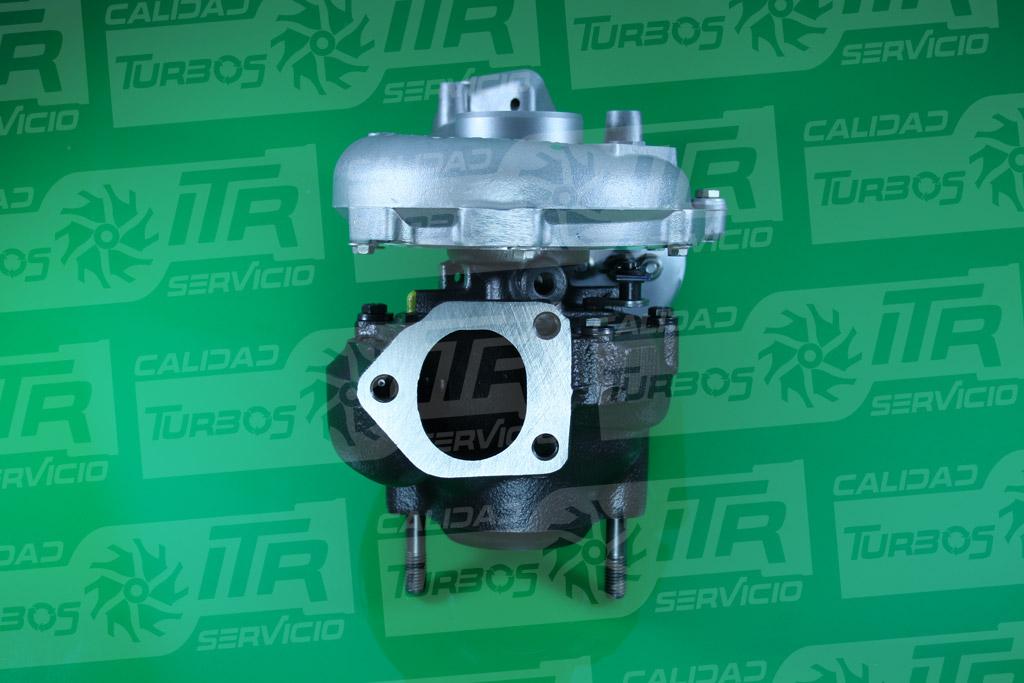 Turbo GARRETT 728989- (imagen 3)