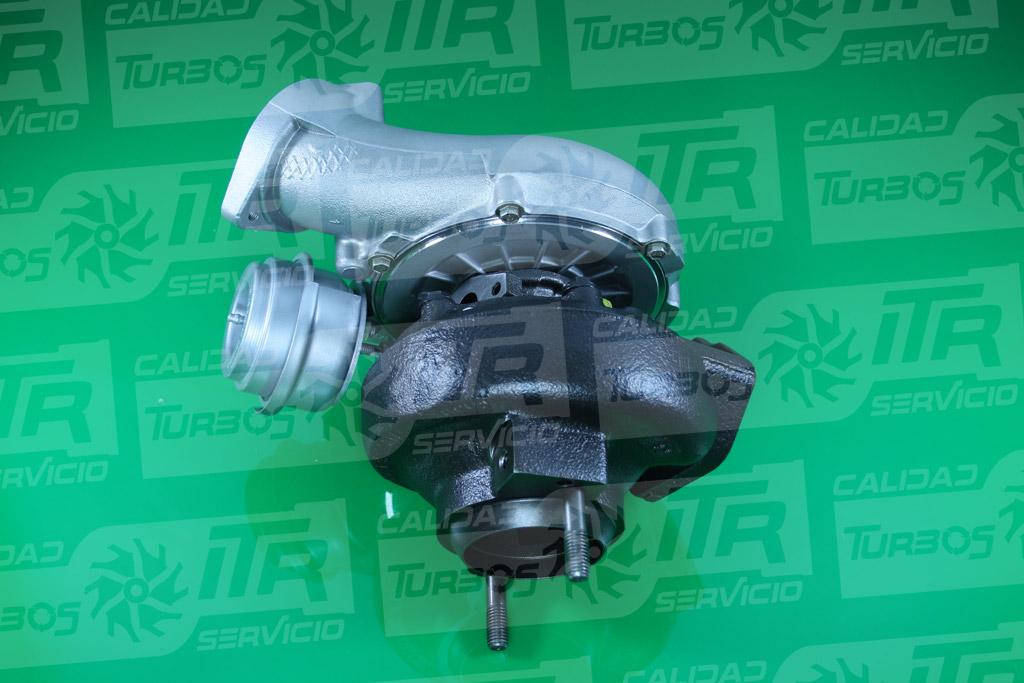 Turbo GARRETT 728989- (imagen 4)