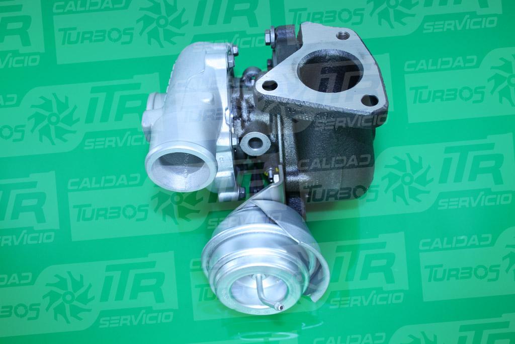 Turbo GARRETT 729041- (imagen 2)