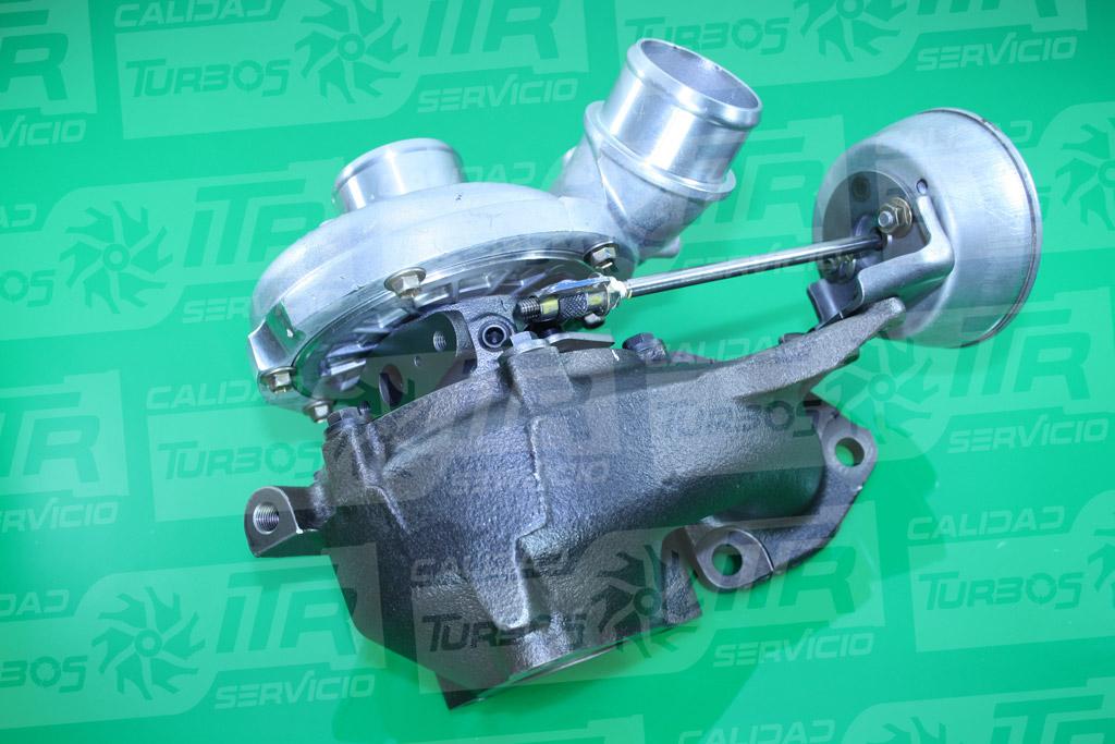 Turbo GARRETT 729125- (imagen 2)