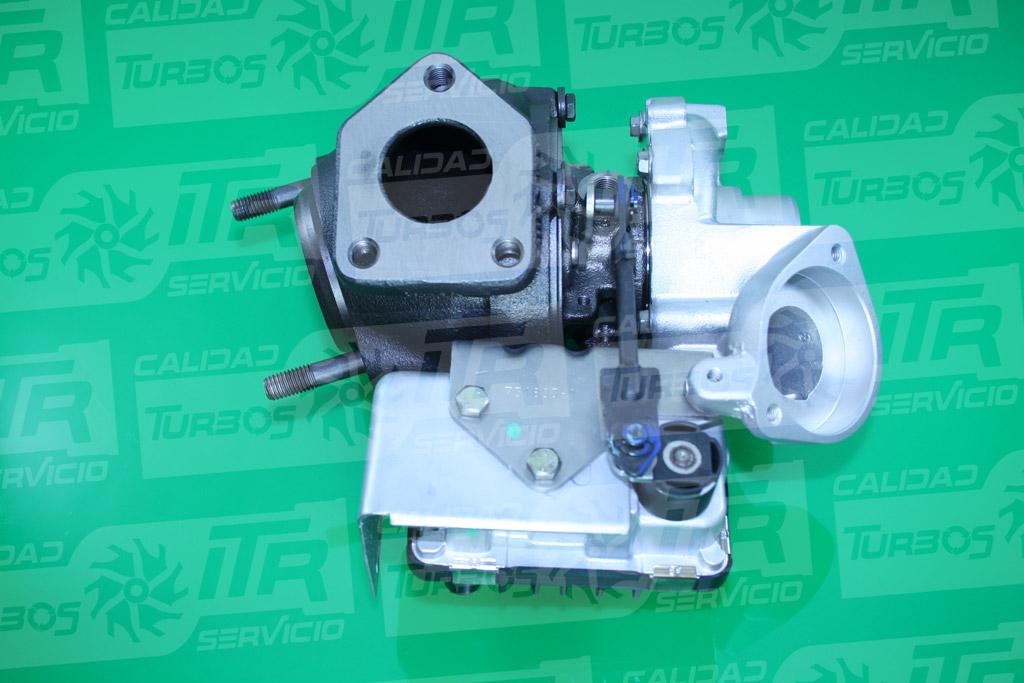 Turbo GARRETT 731877- (imagen 3)