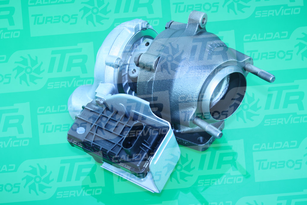 Turbo GARRETT 733701- (imagen 2)