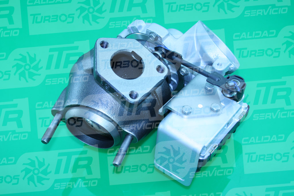 Turbo GARRETT 733701- (imagen 3)