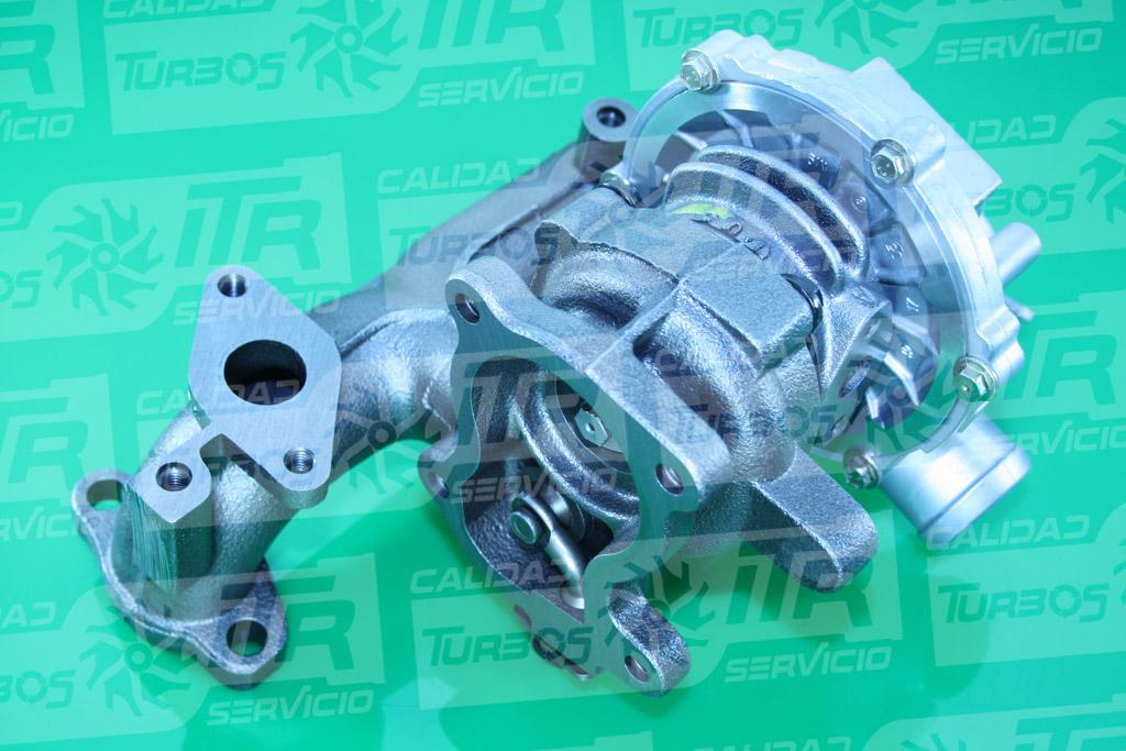 Turbo GARRETT 733783- (imagen 3)