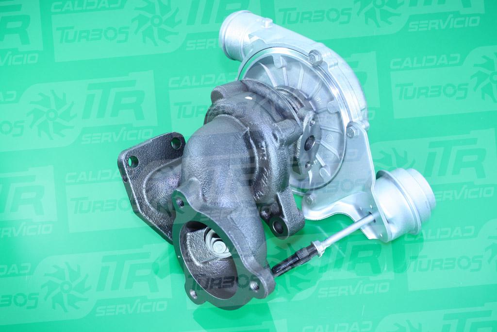 Turbo GARRETT 734204- (imagen 2)