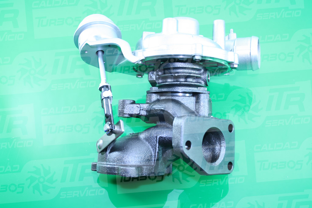 Turbo GARRETT 734204- (imagen 3)
