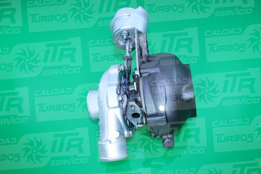 Turbo GARRETT 740611-3 (imagen 3)