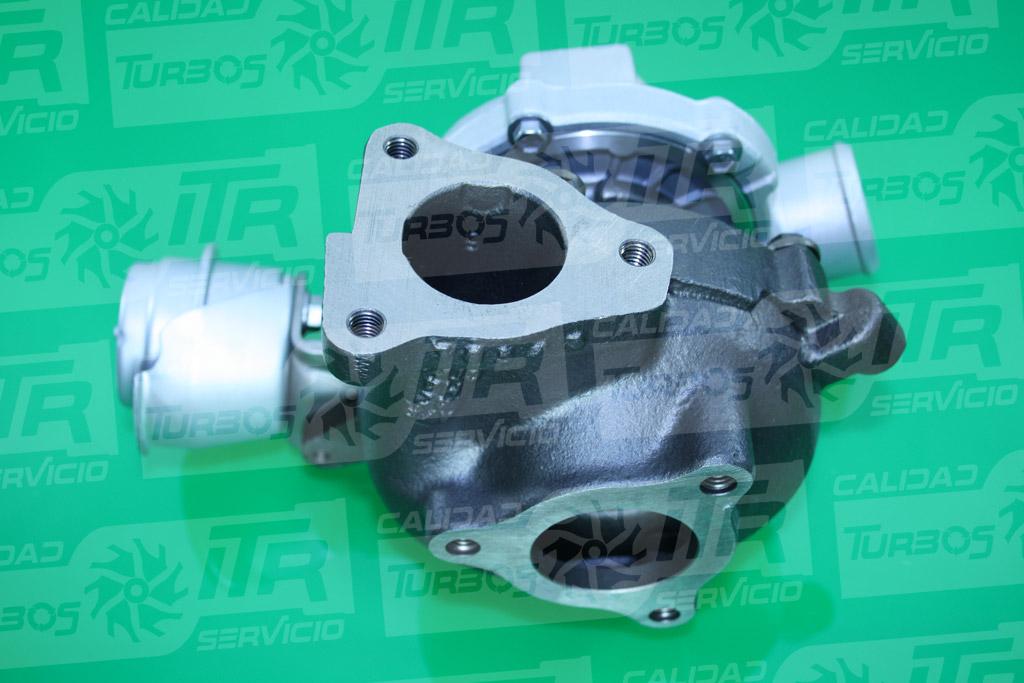 Turbo GARRETT 740611-3 (imagen 2)