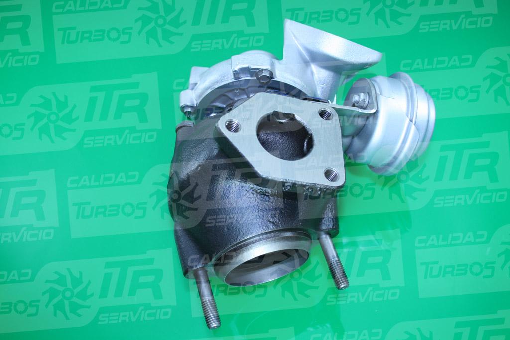 Turbo GARRETT 740911- (imagen 2)