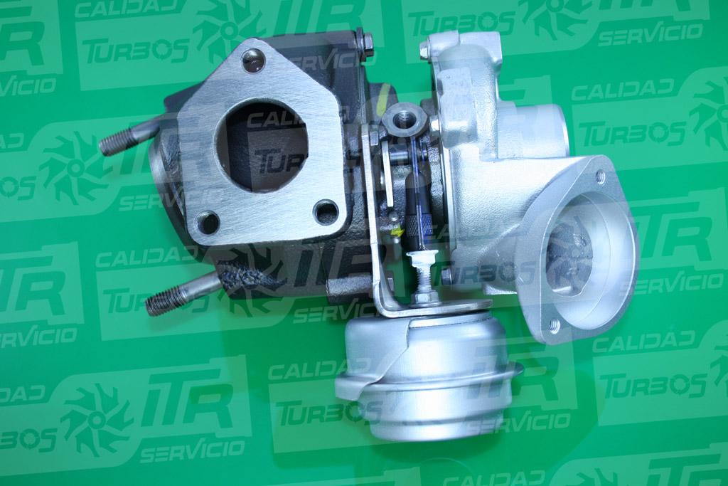 Turbo GARRETT 740911- (imagen 3)