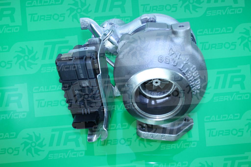 Turbo GARRETT 741785- (imagen 3)