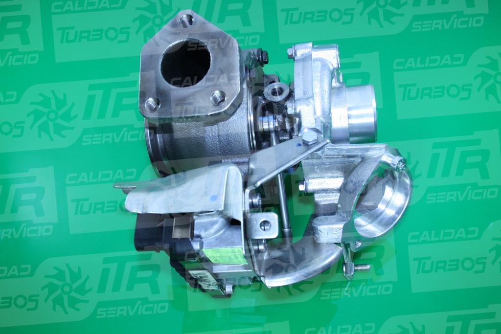 Turbo GARRETT 741785- (imagen 4)