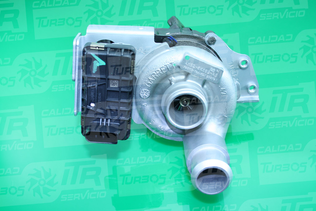 Turbo GARRETT 742110- (imagen 2)