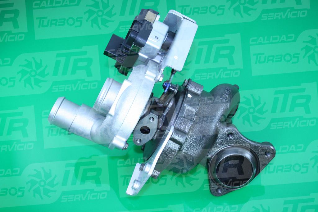 Turbo GARRETT 742110- (imagen 3)