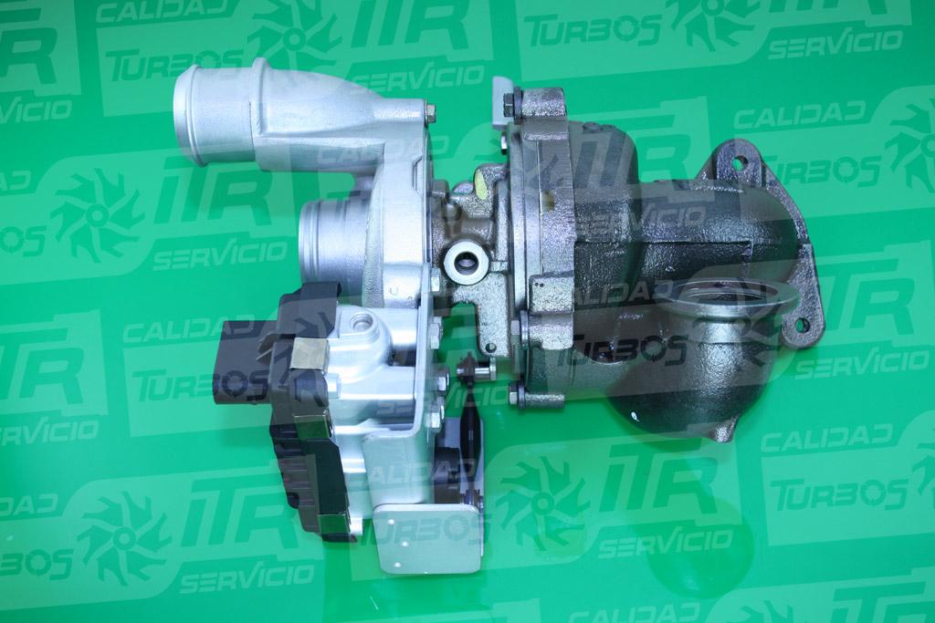 Turbo GARRETT 742110- (imagen 4)