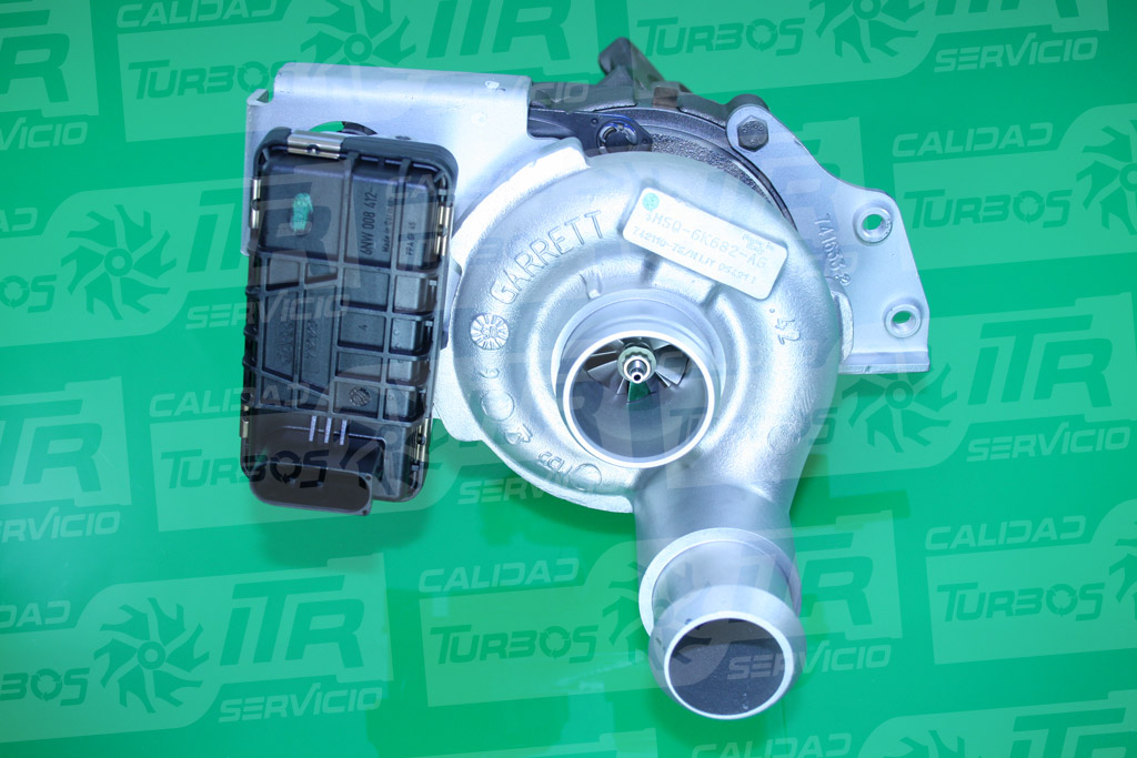 Turbo GARRETT 742110- (imagen 5)