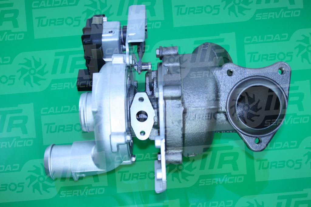 Turbo GARRETT 742110- (imagen 6)