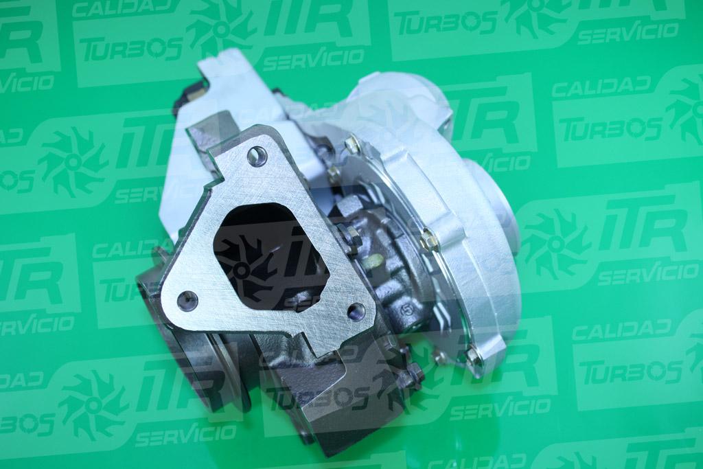 Turbo GARRETT 742693- (imagen 3)