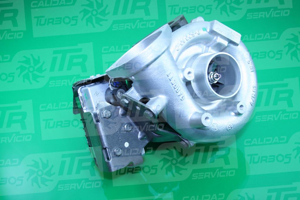 Turbo GARRETT 742730- (imagen 2)