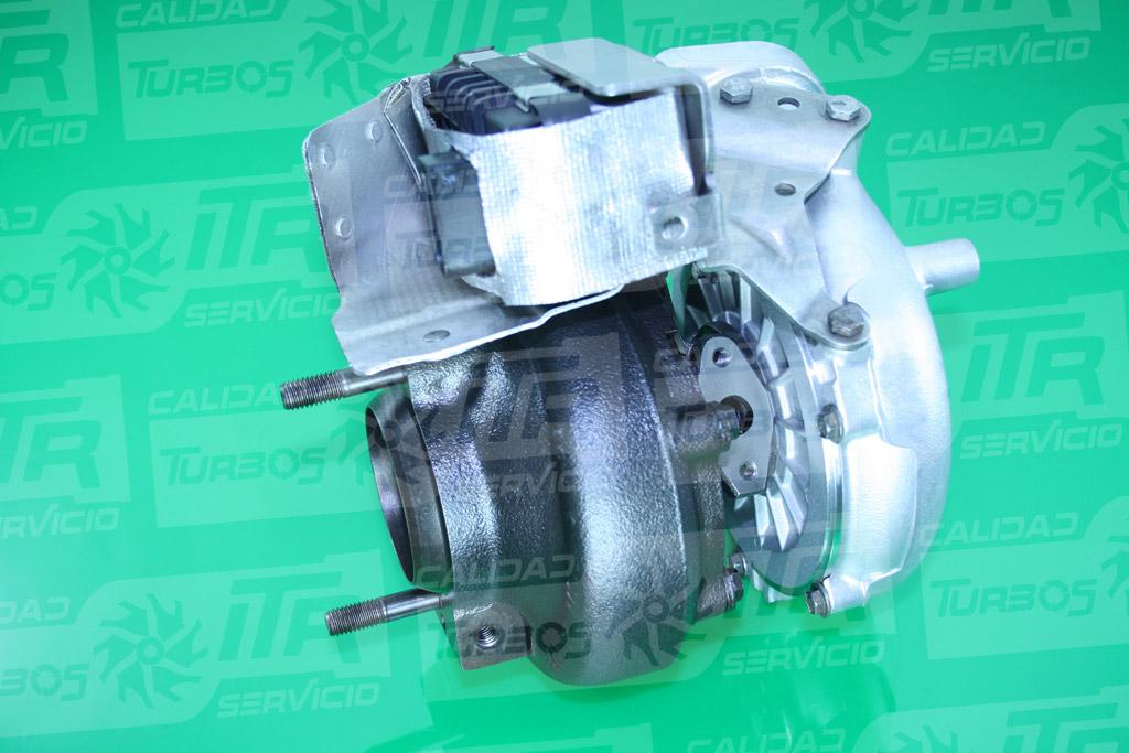 Turbo GARRETT 742730- (imagen 3)