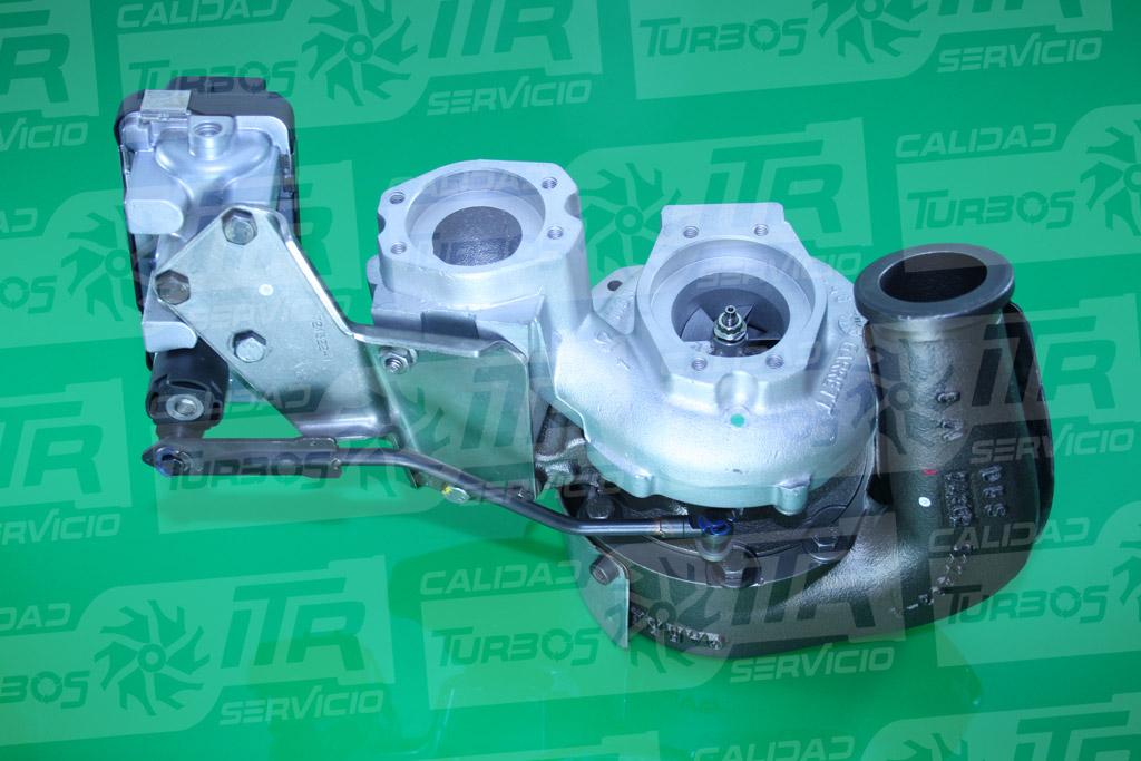 Turbo GARRETT 742809- (imagen 2)