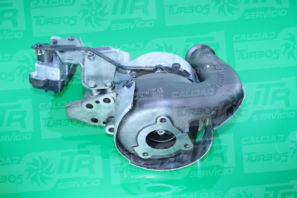 Turbo GARRETT 742809- (imagen 3)