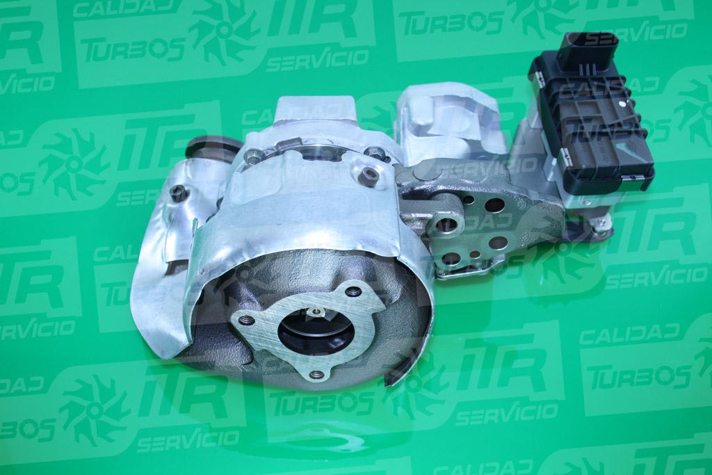 Turbo GARRETT 742809- (imagen 4)