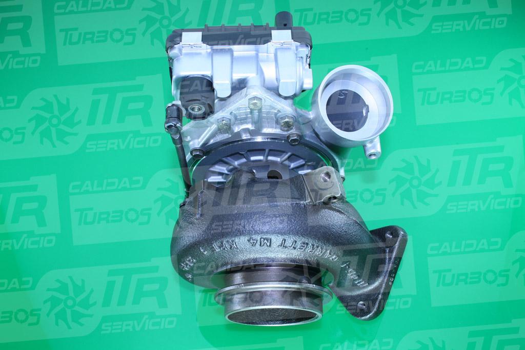Turbo GARRETT 743436- (imagen 2)
