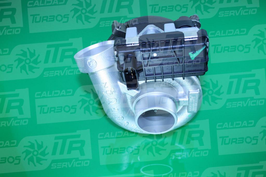 Turbo GARRETT 743436- (imagen 3)