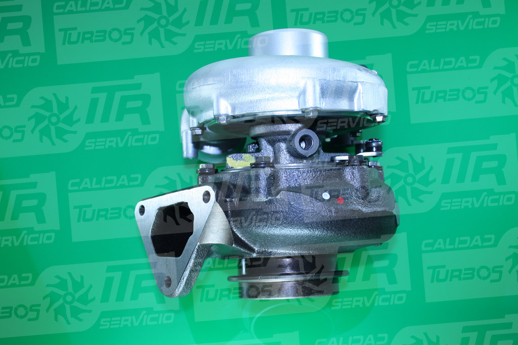 Turbo GARRETT 743436- (imagen 4)